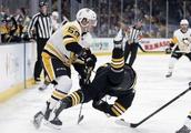 Nordstrom scores in OT, Bruins beat Penguins 2-1