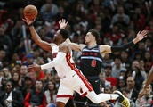 Bulls' huge comeback from 26 points down falls short in loss to Heat