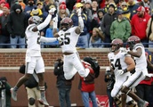 The greatest day of the year is here! Ohio State-Michigan kicks off at noon ET