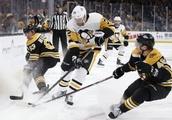 Bruins Beat Penguins on Nordstrom OT Winner
