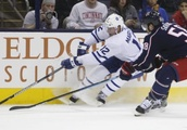 Blue Jackets Beat Maple Leafs – Remain Top of Metro