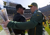 Green Bay Packers at Minnesota Vikings: ALL THE COVERAGE~!