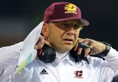 CMU fires coach Bonamego after 4 seasons