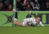England women run in seven tries against Ireland to secure clean sweep in autumn internationals