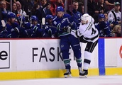 Game Day Stats & Discussion Thread: Vancouver Canucks @ Los Angeles Kings