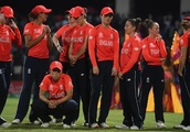 England fall at the last as Australia romp to Women's World T20 title
