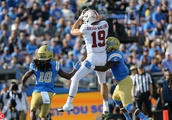 NCAA Football Stanford Cardinal VS UCLA Bruins, Pasadena, USA - 24 Nov 2018