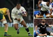 Autumn Internationals team of the weekend: Who makes up our final XV of November?
