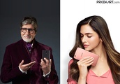 Smartphone Brands Bollywood Celebrities Are Endorsing in 2018
