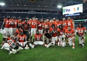 Miami Hurricanes Football Gameday Images: Pitt at Miami