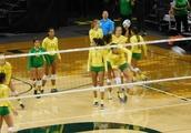 Oregon Volleyball: Ducks Open NCAA Tournament at Matthew Knight Arena