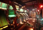 Modular Sci-Fi Level in UE4 by Matt Olson