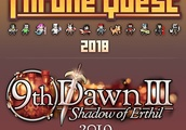 9th Dawn developer will release Throne Quest by Xmas