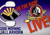 Good Morning Gjallarhorn Ep 035 – In The Raw Live!