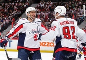 Capitals Extend Streak to 6 With Win Over Isles
