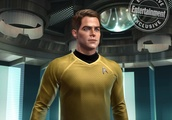 Star Trek Beyond crew assemble in Fleet Command game footage