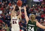 Gonzaga Women Improve to 7-1