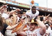 Red River rematch: No. 5 Oklahoma, No. 9 Texas for Big 12