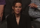 Kate Beckinsale is now a big Lakers fan