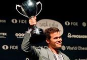 Chess: Magnus Carlsen set fair for a further reign as world champion