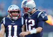 Julian Edelman details the good and the bad of feeling like Tom Brady's little brother