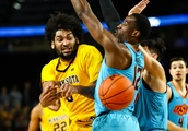 Murphy's Double-Double Leads Gophers Over Cowboys, 83-76