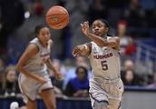 No.2 UConn women set to battle No. 1 Notre Dame