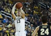 NCAA basketball rankings: Gonzaga stays at No. 1 in AP Poll as Michigan continues its hot start