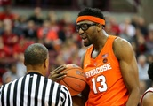 Syracuse center Paschal Chukwu among nation's leaders in block percentage