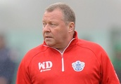 Wally Downes apologises for 'concerning' tweets as he becomes Wimbledon manager
