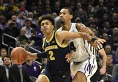 Michigan outlasts Northwestern for slim victory on the road