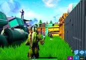 Fortnite's new creative mode lets you build on your own private island