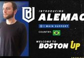 Boston Uprising Signs Alemao to Roster for Overwatch League Season 2
