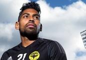 Wellington Phoenix striker Roy Krishna granted New Zealand citizenship