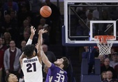 Gonzaga tops Washington with last-second basket
