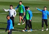 Boca Juniors se entrena en Madrid pesando en la final de Copa Libertadores