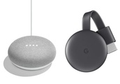 Google Home Mini and Chromecast bundle on sale for incredibly low price at Currys