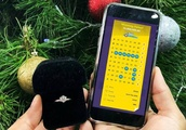 $1m Lotto winner's surprise engagement planned for Christmas Day