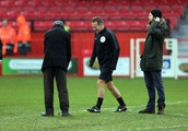 Referee explains his decision to abandon Sunderland's game at Accrington Stanley