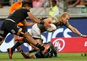 Cape Town Sevens: New Zealand survive South Africa as late drama seals quarter-finals spot; Fiji, Au