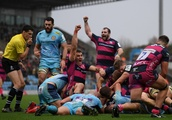 Exeter 19-27 Gloucester: Chiefs suffer third Champions Cup defeat as visitors make most of tricky co