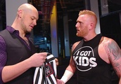 WWE's promoting Heath Slater's refereeing gig as one of Raw's top stories