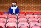 AFC Wimbledon v Rochdale, EFL Sky Bet League One, Football, the Cherry Red Records Stadium, Kingston