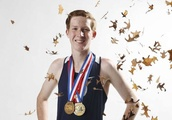 E-N All-Area cross country teams