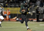 Kaiser's Christian Hunter finishing off a season to remember in state bowl game