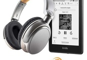 This $139 Kindle Paperwhite bundle comes with over-ear headphones and a 3-month Audible subscription