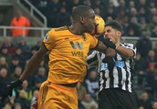 Rafa Benitez accuses Willy Boly of elbowing Ayoze Perez in Wolves defeat