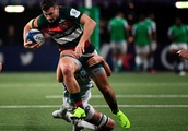 Leicester Tigers' European Cup defeat by Racing 92 an 'emotional rollercoaster', says Geordan Murphy
