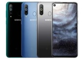 Samsung Galaxy A8S announced with pinhole camera