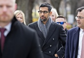Google CEO Backs Privacy Law, Denies Bias in Remarks to Congress